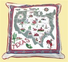 Lone Star Pillowcase TG410