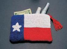Beaded Coin Purse TG437