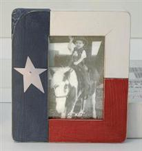 Painted Flag Frame - Vertical TG451