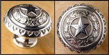 Drawer Pull - Capitol Star TG051