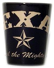 All Hail Texas Shot Glass TG118