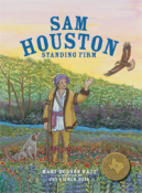 Sam Houston: Standing Firm TG423