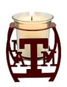 Candle Holder - Texas A&M TG226