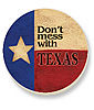 Coasters - Don't Mess with Texas TG021