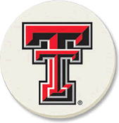 Coasters - Texas Tech TG026