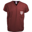 Gel Scrubs Top - Texas A&M TG227