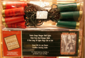 Shotgun shell party lights TG325